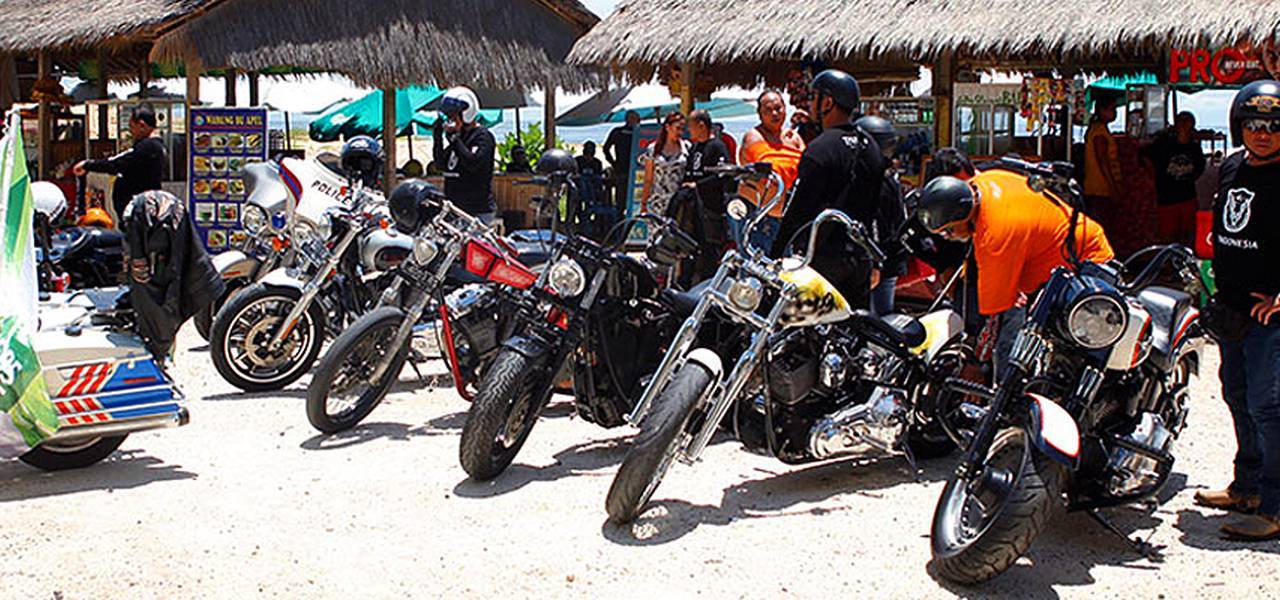 FBS goes touring with Indonesia's Motorcycle Club!