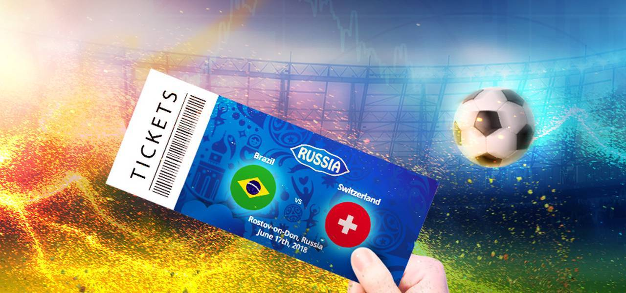 Visit the Brazil-Switzerland match with FBS!