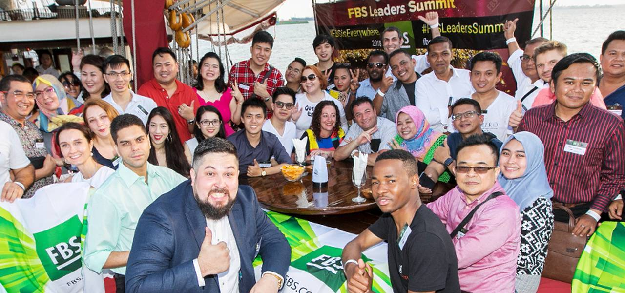 FBS Leaders Summit:  the VIP party highlights