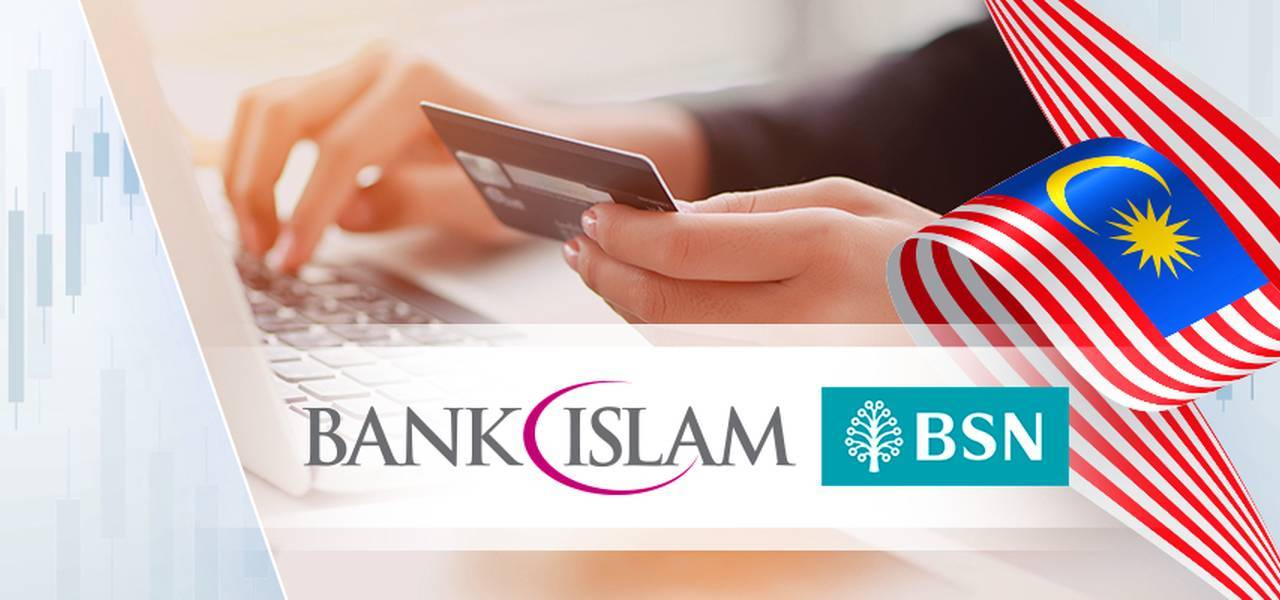 Bank Simpanan Nasional and Bank Islam Malaysia are now available for deposit and withdrawal