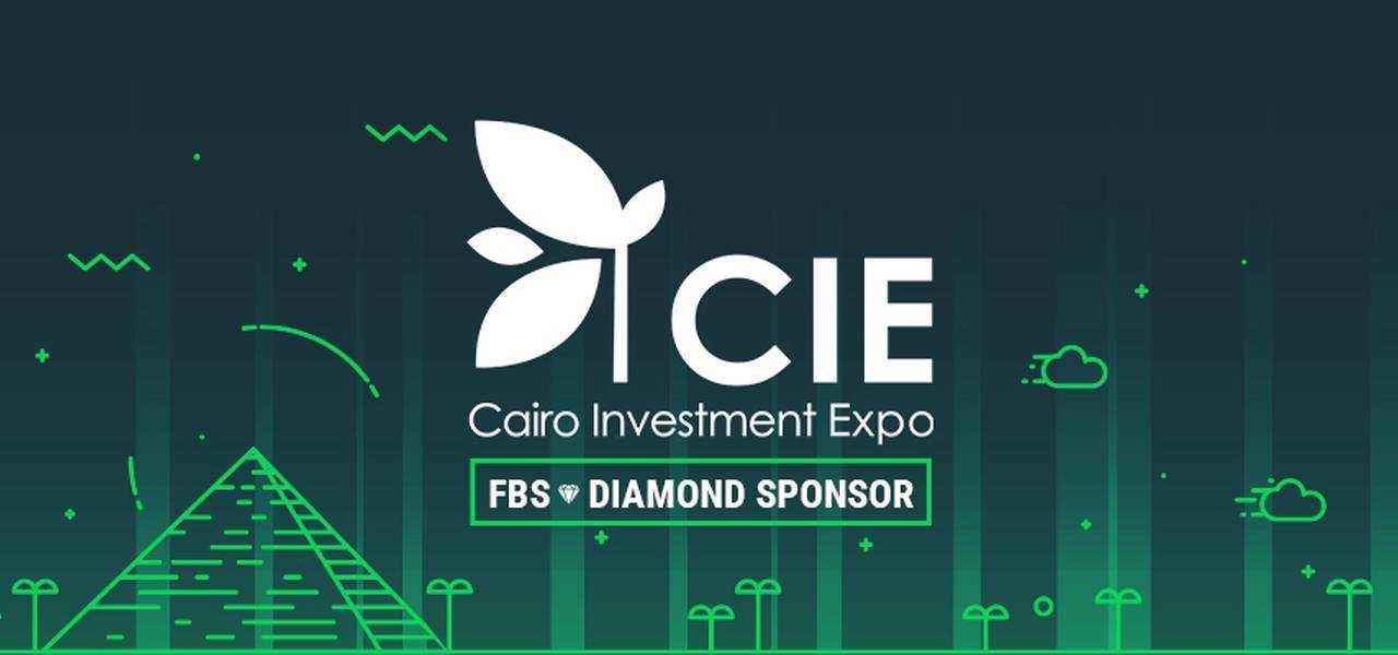 Meet FBS at the Cairo Investment Expo 2018